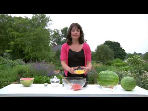 Tropical Watermelon Salsa - Women's Health