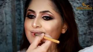 walima/wedding bridal makeover