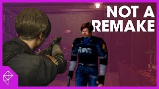 Resident Evil 2 is not the remake you think it is