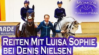 MUNICH INDOORS Media Day | Reiten in München