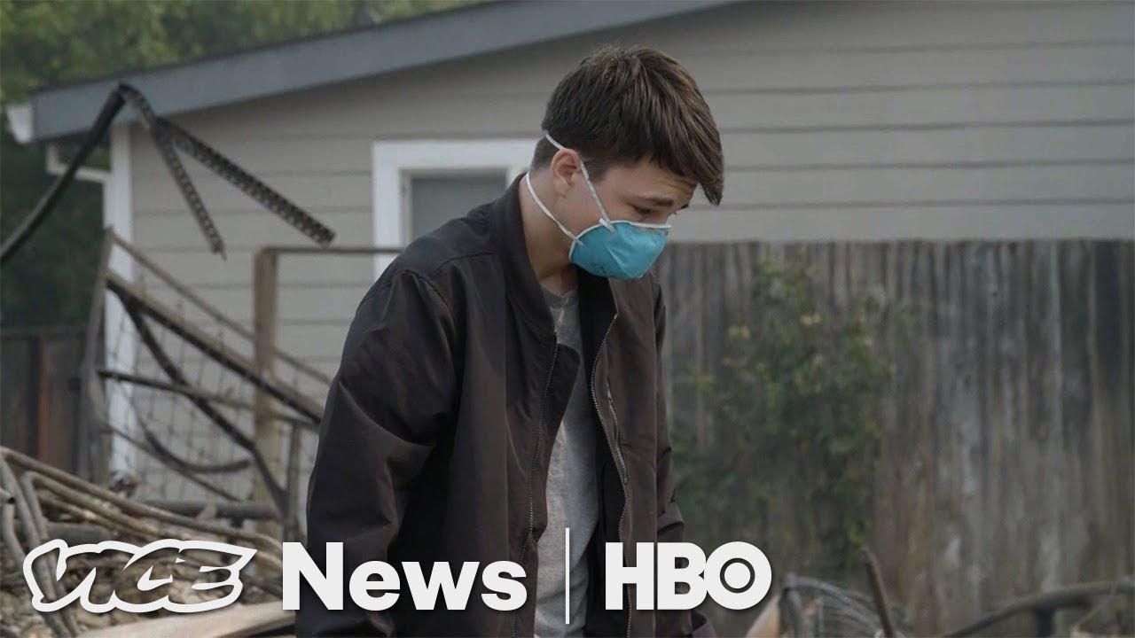California's Wildfires Destroyed Entire Neighborhoods (HBO)