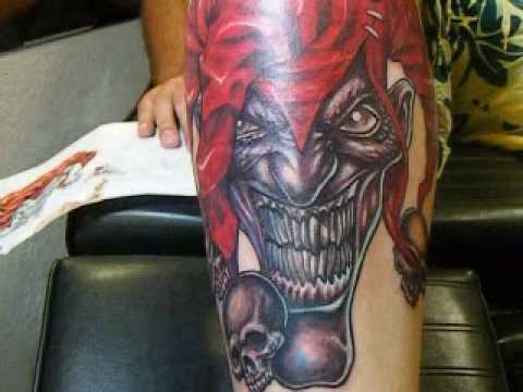 Now working at ATOMIC tattoo