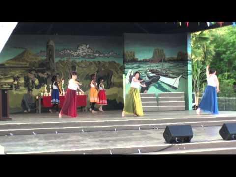 Tallahassee Community College Dance Company 1 - PhilFest 2014