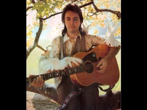 Paul McCartney Wings - Mamunia