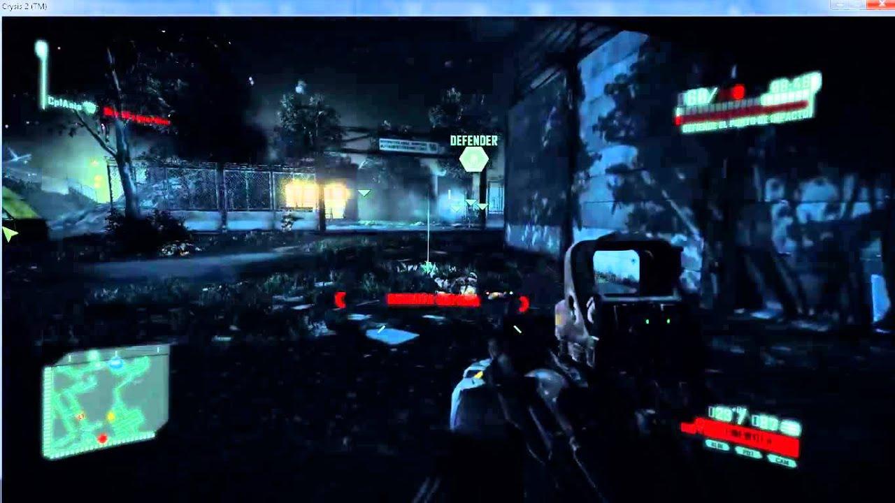 Crysis multiplayer modlu server