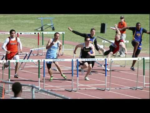 At the 2011 Region IV track meet in Anchorage, AK, a terrible mistake was made when the officials setup before the Boys 110m finals. The 6th hurdle was place...