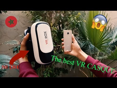 #REVIEW : أفضل نظارات الواقع الافتراضي. the best VR casque