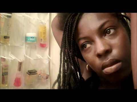 Individual Braids Tutorial with Motown Tress Kanekalon Hair