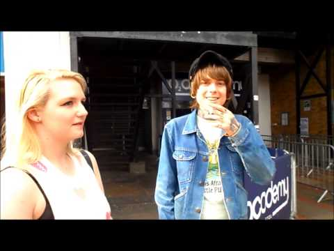 Christofer Drew Interview: Hit The Deck 20/04/13