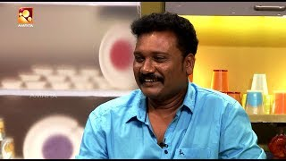 "Annies Kitchen With Malayalam Film Actor ""Ullas Pandalam"" 
