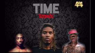 Fetty Wap - Time REMIX (Audio) ft. YG & 2Pac