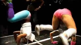 London Girls Dancehall Bump & Grind Dance Off (The Jump Off Aug 2008)