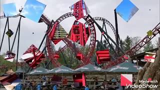 All Rollercoaster at Freizeitpark Plohn / POV!
