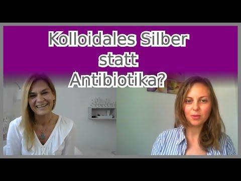 Kolloidales Silber in der Schwangerschaft - Interview mit Gesundheitsfee Silke