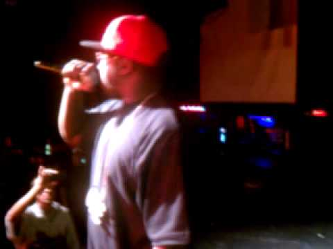 #church--FRED D.B. PERFORMING LIVE @ club numbers