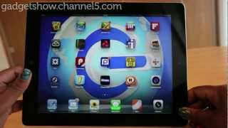 The Gadget Show - Top 5 Tablets