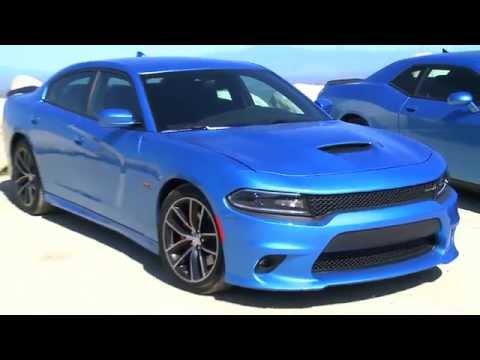 Dodge Charger R t Scat Pack video