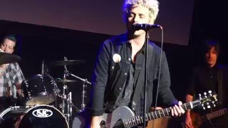 "Geezer Premiere-Green Day- Billie Joe Armstrong ""Scattered"" [4.23.16]"