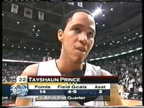 2003 Playoffs Magic vs Pistons - GAME7 - Part 3 Video
