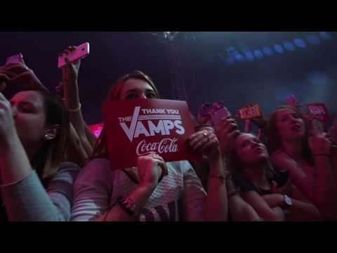 The Vamps - Can We Dance LIVE