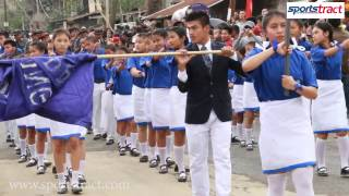 March - Past competition of Citizen's Club Imphal