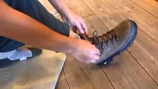 ... ZOSTOJSIAB.COM - 登山靴 紐の結び方