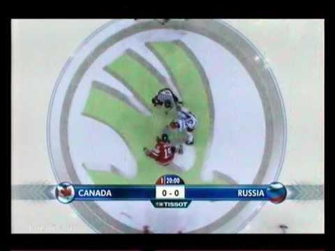 ЧМ-2011. 1\4 финала. РОССИЯ - КАНАДА. Обзор матча.
