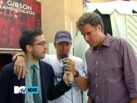 Mark Wahlberg And Will Ferrell On Zac Efron, 'Jersey Shore,' And More - http://bit.ly/comunidadevma Video