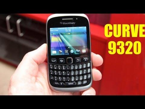Como Desbloquear Blackberry Curve 9320 - Como Desbloquear o Liberar Blackberry Curve 9320