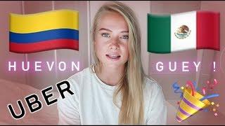 ¿ MEXICO O COLOMBIA ?