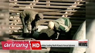 U.S. singles out countries hosting N. Korea's forced laborers