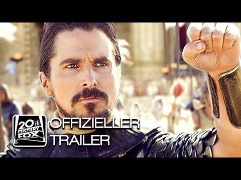 Exodus: Götter und Könige   Offizieller Trailer #2   Deutsch HD (Ridley Scott)