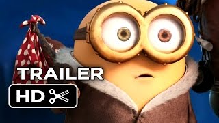 Video clip Minions Official Trailer #1 (2015) - Despicable Me Prequel HD