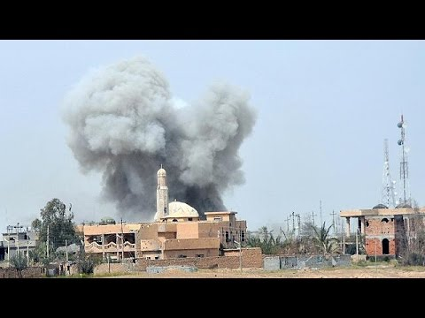 Irak : poursuite des combats à Tikrit, visite de Ban Ki-moon à Bagdad