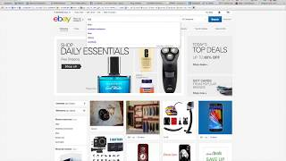 How To Make Money Selling On Ebay And Finding Items That Sell on eBay