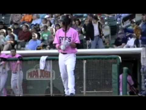 Salt Lake Bees Walkup song - Brad Coon Video