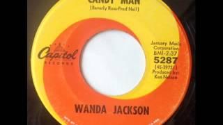 Watch Wanda Jackson Candy Man video