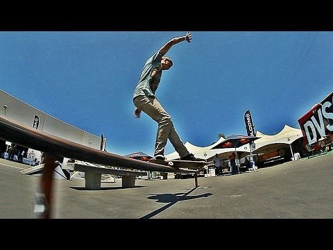 360 FLIP LIPSLIDE SHOVE OUT
