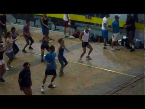 Colombian Aerobic Dance 2