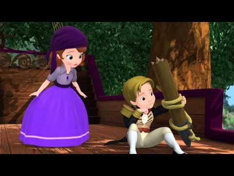 Prenses Sofia – Korsanlar