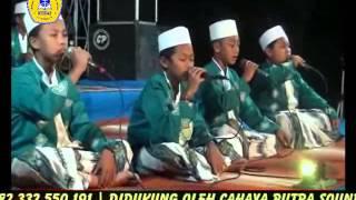 An Nuha Banyubang Solokuro    FESTIVAL HADRAH AL BANJARI DEMA STITAF 2015