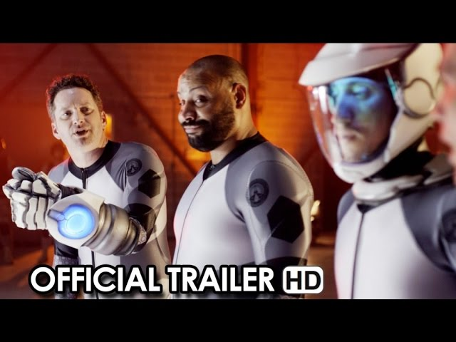 Lazer Team Official Trailer (2015) - Sci-Fi Action Comedy HD
