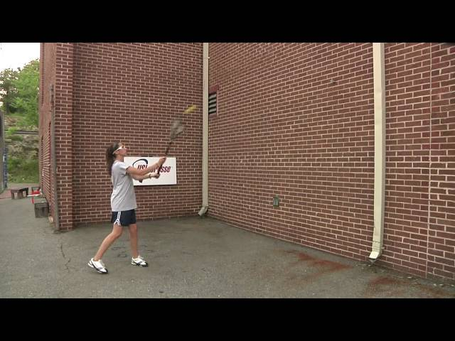 US Lacrosse Training Tips: Wall Ball