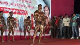 Mahesh Hagawane Senior Pune Shree 2011....(Mr Pune) Wagholi...
