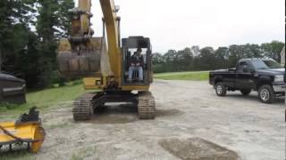 1989 CATERPILLAR E120B For Sale