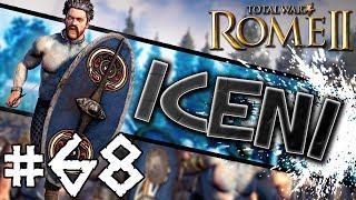Total War: Rome II: Iceni Campaign #68 ~ Ambush! Ambush! Ambush!