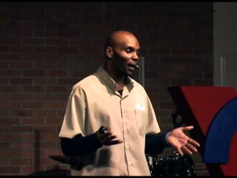 Intelligence is the New Swagger: Rickey Harris at TEDxMarionCorrectional 2013