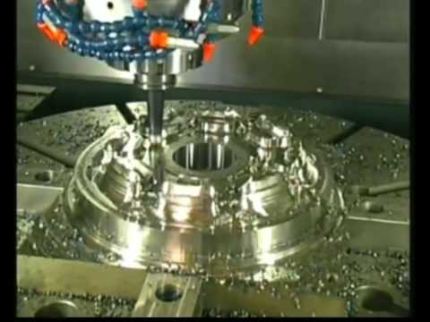 ULTRIX 1000 - RIM MOULD HIGH SPEED MACHINING