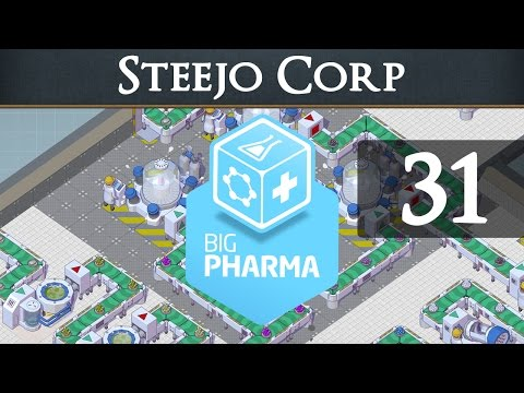 Let's Play Big Pharma Part 31