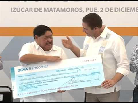 RMV INAUGURA CAMPUS DE EDUCACIÓN A DISTANCIA DE IZUCAR DE MATAMOROS